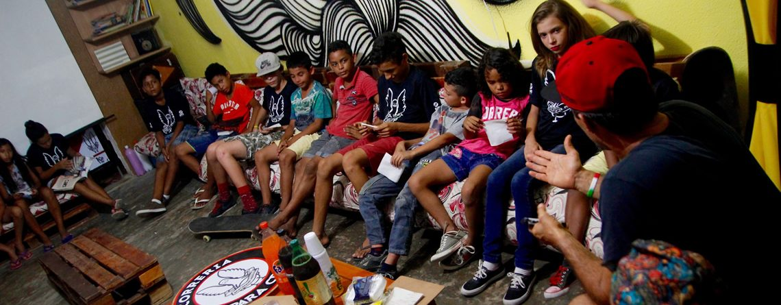 Sharing the Love of Jesus in the Slums of Brazil